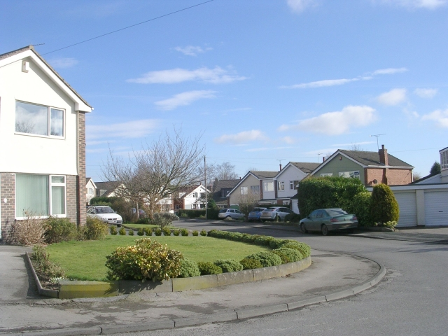 Meyrick Avenue - Hall Orchards Avenue