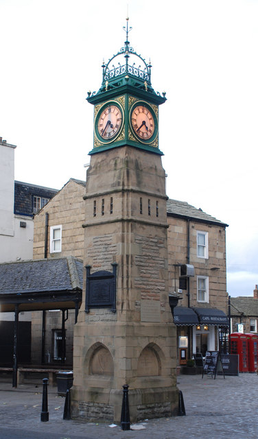 Otley Jubilee Tower