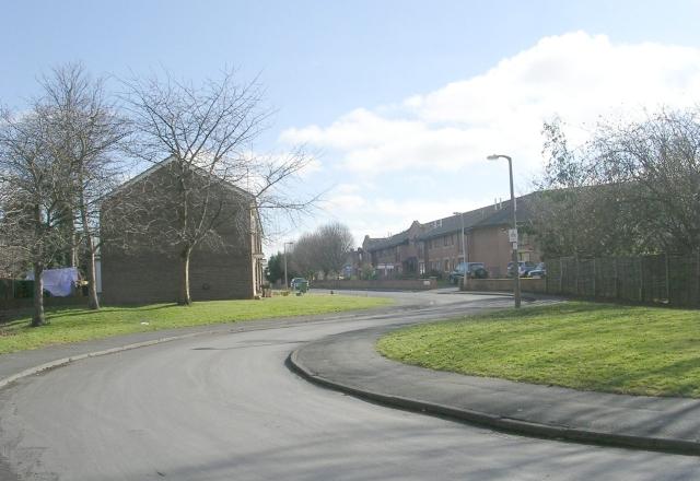 Freemans Way - Hallfield Lane