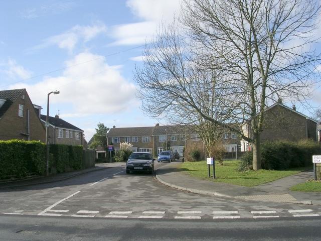 Sadlers Walk - Hallfield Lane