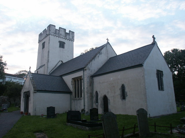 The Church in Colwinston