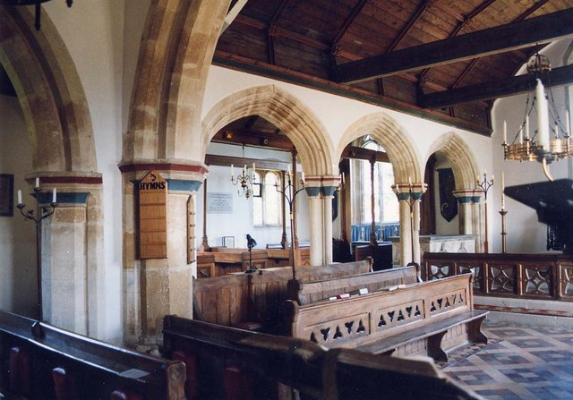 St Peter & St Paul, Mottistone - Chancel