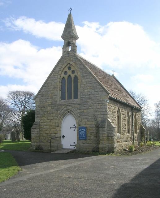 St James Church on the Corner - Hallfield Lane