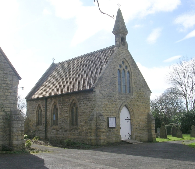 Former Cemetery Chapel - Hallfield Lane