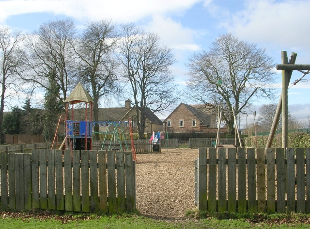 Playground - Hallfield Lane