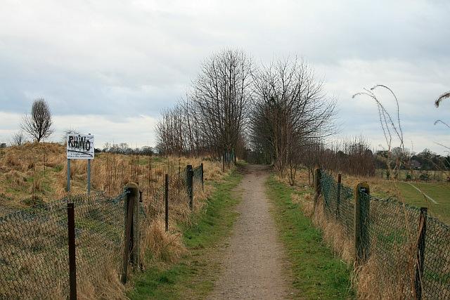 Bridleway 13 on Priest Hill