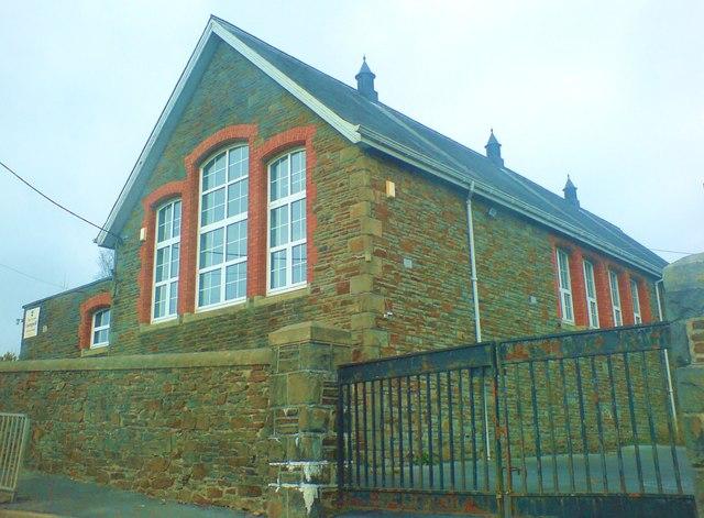 Cwmgwili school