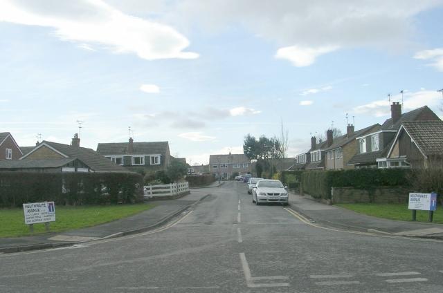 Heuthwaite Avenue - Walton Road