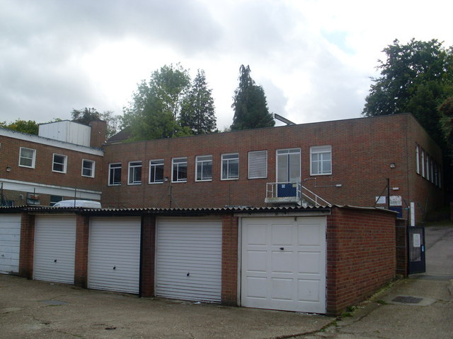 Chorleywood Telephone Exchange, Herts