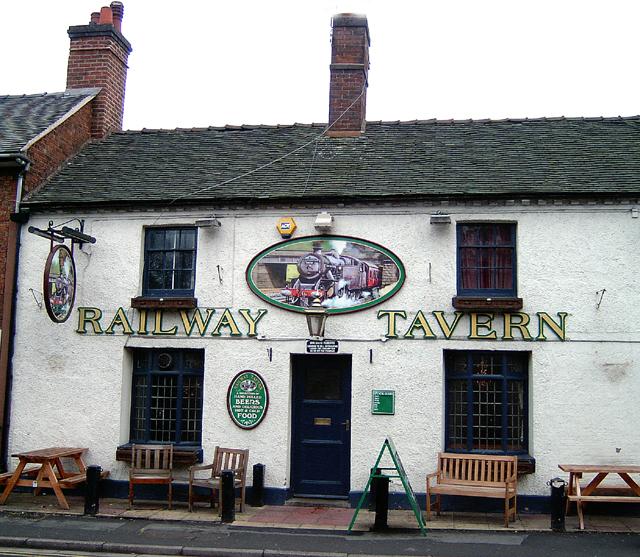Railway Tavern, Newport