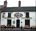 SJ7418 : Railway Tavern, Newport by Gordon Cragg