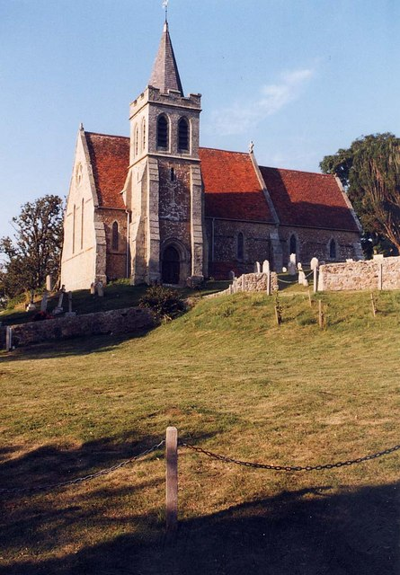 St Mary, Brook