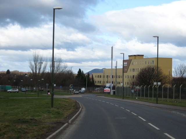Thornybank Industrial Estate, Dalkeith