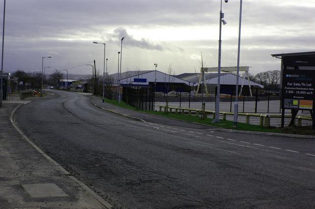Haydock Lane
