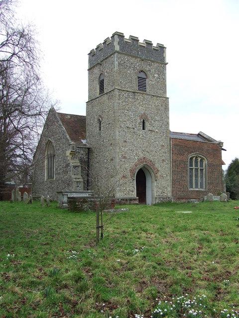St Mary Akenham