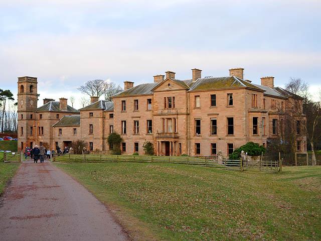Cambo House, Fife