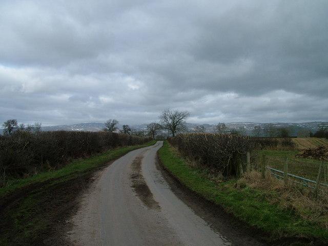 Quarry Lane near Bolton