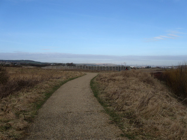 Bird Watching Screen, Ouse Estuary Nature Reserve