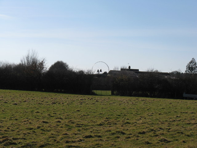 Sussex answer to the Millennium Wheel