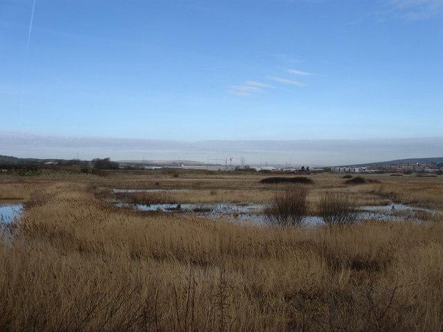 Ouse Estuary Nature Reserve