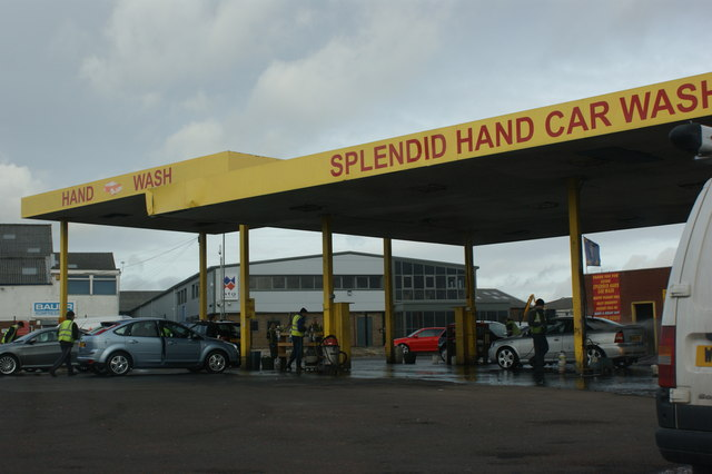 Hand Car Wash Signs Uk