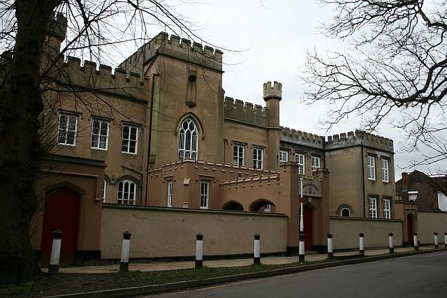 Ewell Castle School, Church Street