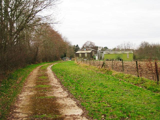 Farm Buildings at Hurst Green