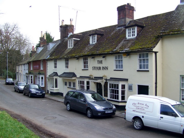 The Stour Inn, Blandford St Mary
