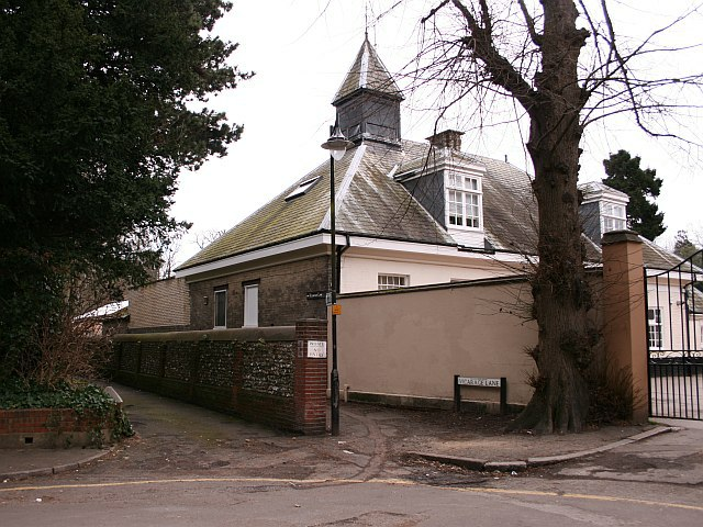 Vicarage Lane, Ewell