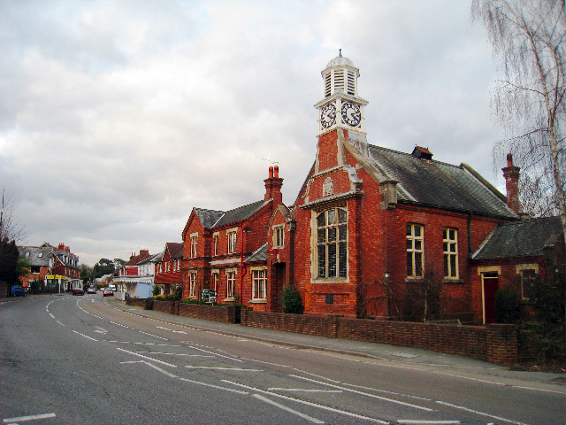 The Old Court House, London Road, Hurst Green, East Sussex