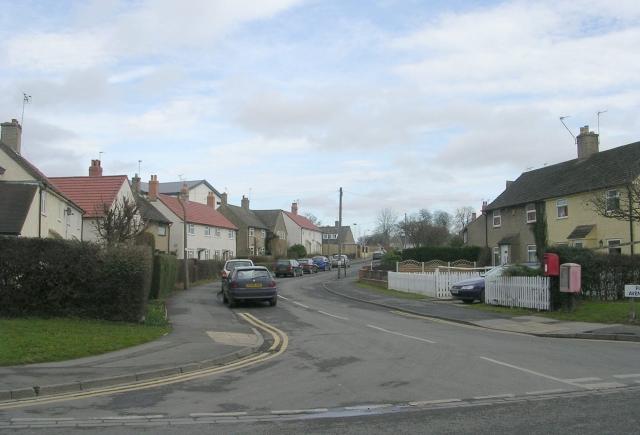 First Avenue - Walton Road