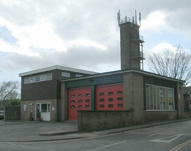 Fire Station - Walton Road