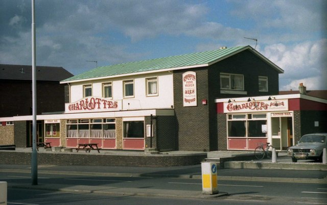 Pubs of Gosport - Charlottes (1987)
