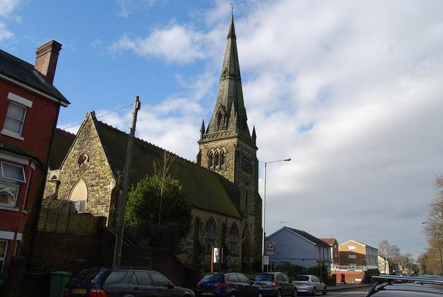 St Peter's Church, Bayhall Rd (2)