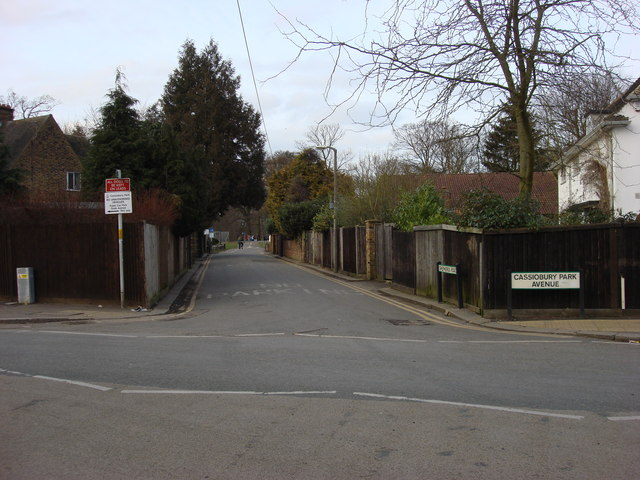 Shepherds Road