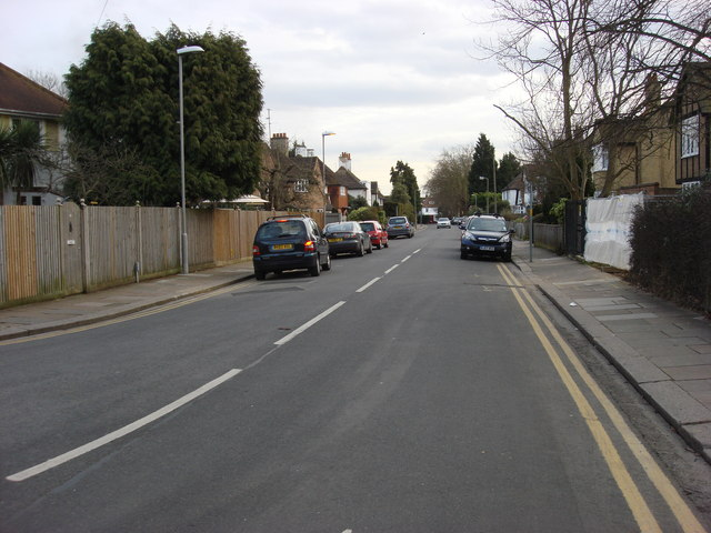 Shepherds Road