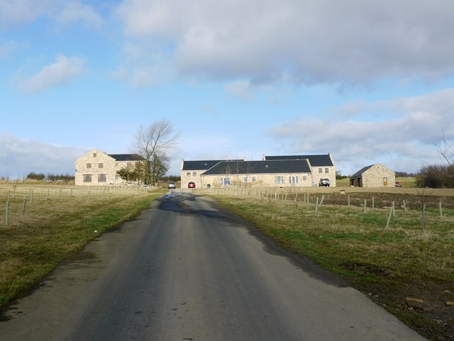 New house development at Callerton Grange