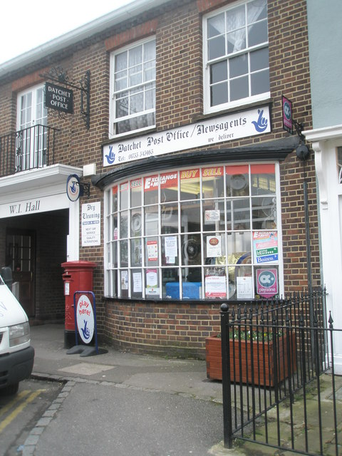 Datchet Post Office