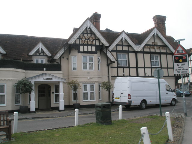 The Manor Hotel, Datchet