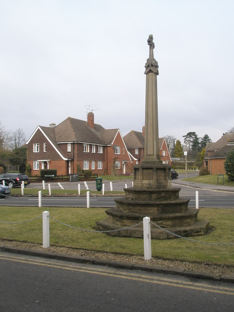 Jubilee Memorial in Datchet village centre