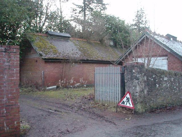 Lanark Sawmill