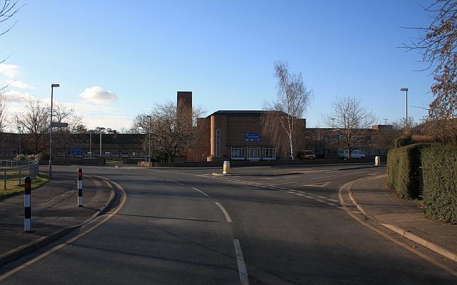 Geraldine Road junction