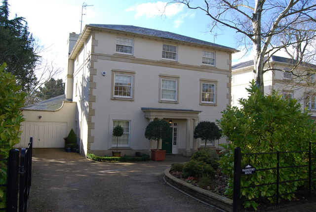 Werneford House, Camden Park