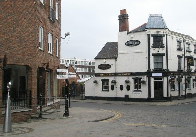 The George Inn, Eton