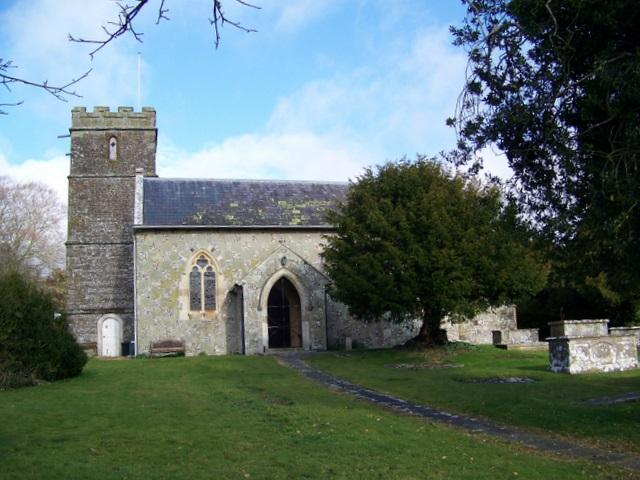 St Mary's Church, Blandford St Mary
