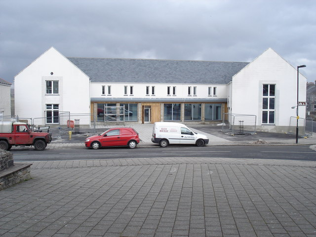 Duchy Square, Princetown