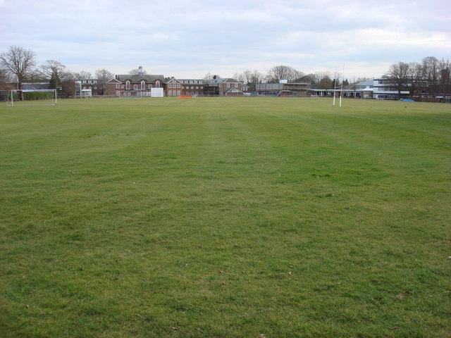 Watford Grammar School for Boys playing field