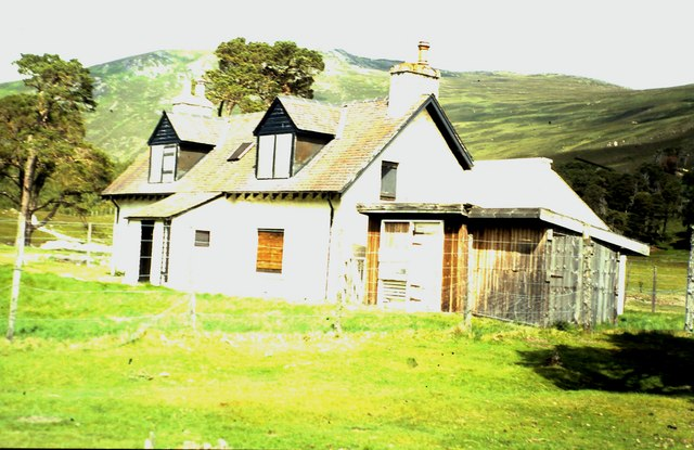 Luibeg Cottage