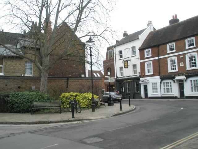 Seat in Eton Court