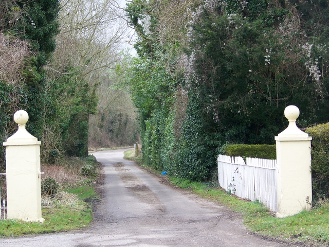Bridleway from A354